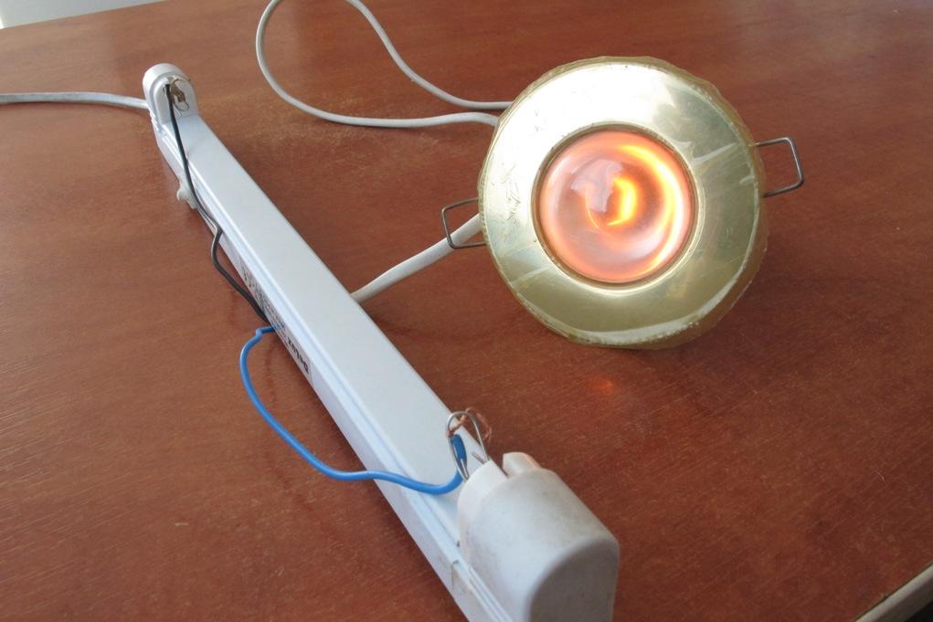 Ремонт ламп дневного света своими руками 667