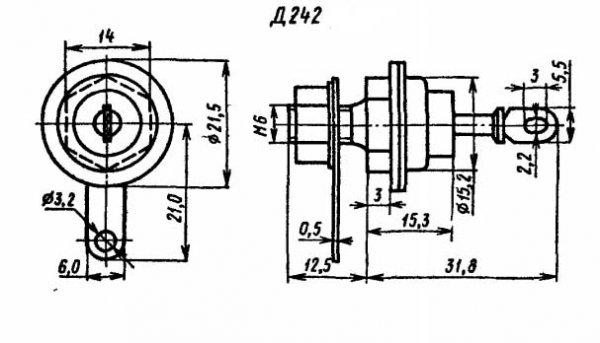 Wie man ein Batterieladegerät für 12V von einem Transformator macht ...